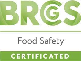 BRCGS Food Safety